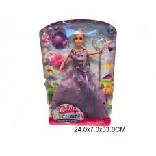 Кукла 28 см с аксесс A991008B на листе