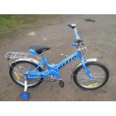 Велосипед 2-х колесный IT-12133 BLUE голубой 12  в кор  /1шт./