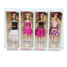 Кукла 30 см 4 вида,  DF165, в коробке