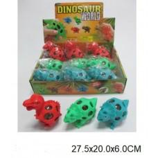 Антистресс динозавр в уп-ке 12 шт MD139 в коробке