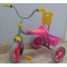 Велосипед 3-х колесный 3 цвета 2009-1 коробка /4шт//шт/ [862871]