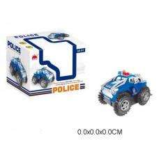 Машина перевертыш на батарейках GS-91 в коробке 11*8*8,5 см