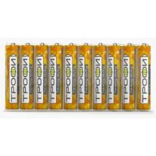 Батарейка Трофи Heavy duty R6 /316 классика (хаки) цена за упаковку,в уп 10 шт.