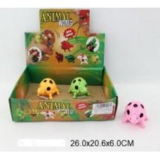 Антистресс черепаха в уп-ке 12 шт 821 в коробке