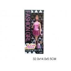 Кукла 30 см, 004-3A, руки и ноги гнутся, в коробке