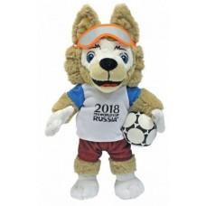 Акция Волк 3абивака, 33см, FIFA-2018