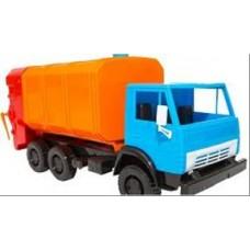 Автомобиль мусоровоз 275х110х140 мм