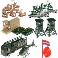 Набор 0055-S73 Военный в пакете 30x25x9см