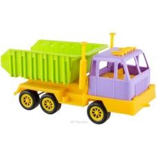Автомобиль мини самосвал  Карго 17x9x8см (80шт)