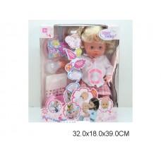 Кукла функциональная, 30666D, в коробке, 32*18*39 см