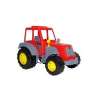 Трактор Алтай в сетке 28 см
