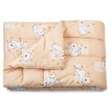 Одеяло детское 115*115  см