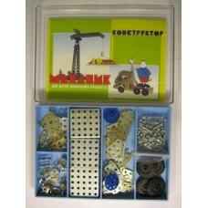 Конструктор металлический Механик №1 23,5*2*16,5 см