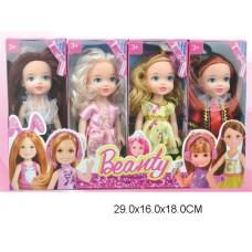 Кукла 12 см, 8095A, 4 вида, в коробке, 29*16*18 см