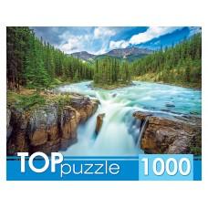 Пазлы 1000 эл. Канада. Национальный парк Джаспер TOPpuzzle.