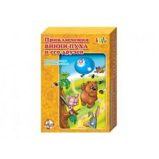 Настольная игра-ходилка Приключения Винни -пуха и его друзей