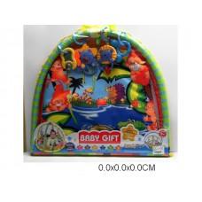 Коврик развивающий с игрушками SJ777-3 пакет 60*5*55 см /12шт//12шт/ [899251]
