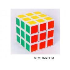 Кубик рубик Y862 в пакете 6*6*6 см