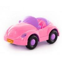 Автомобиль для девочек Вероника 25 см в пакете
