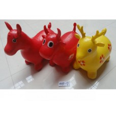 Животное-прыгун 3 вида 1300 гр 25495-7 в пакете