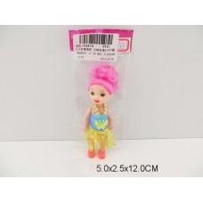 Кукла 12 см, QY33, в пакете