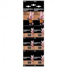 Батарейка Duracell LR03/286 BL20 Цена за 2шт