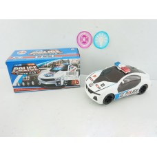 Машина 3D 1:18 на бат свет 0010 коробка 24*10*11 см /120шт.//60шт./ [905251]