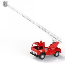 Автомобиль Пожарный Х2 400x260x180 мм  (12шт)