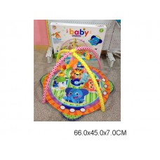 Коврик развивающий с игрушками PB102 в коробке