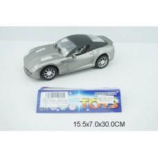 Машина на батарейках, 5313-7, в пакете,16*7*30 см