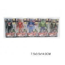 Супергерой 12 см 5 видов 2111 в коробке