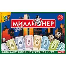 Монополия ФГ Миллионер-элит(н.п.и.) 4336