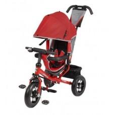 Велосипед 3-х колесный Moby Kids Comfort 12/10 AIR надувные колеса