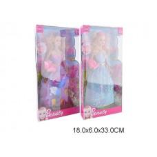 Кукла 30 см с аксессуарами F1415-1 в коробке