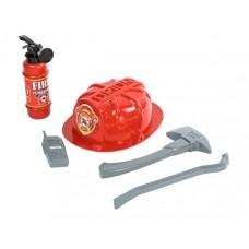 Набор пожарного в пакете 33х13,5х24 см