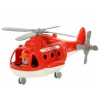 Вертолёт пожарный Альфа в сеточке