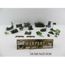 Набор военный 682-22 пакет 29*26см /96шт.//48шт./ [726114]