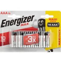Батарейки  Energizer LR-03 Max BL16  цена за 1 шт.