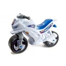 Мотоцикл 2-х колесный-музыкальный полицейский (3шт)