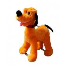 Качалка собака худая 80*50 см