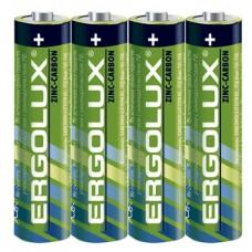Батарейки Ergolux R-03 tray*4 цена за 4 шт.