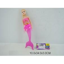 Кукла русалка 30 см, MY-8, в пакете