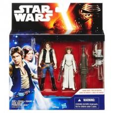 Акция Набор из двух фигурок Звездных войн 9,5 см STAR WARS