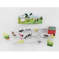 Набор домашних животных 332-D1 в пакете