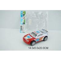 Машина инерционная, 736-5, в пакете, 14*5*20 см