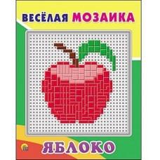 Акция Веселая мозаика. Яблоко   М-1551 в коробке 17*1,5*24,5 см