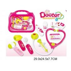 Доктор на батарейках световые эффекты 660-53 в коробке