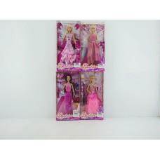 Кукла, 4 вида, 3134, в  коробке, 30 см