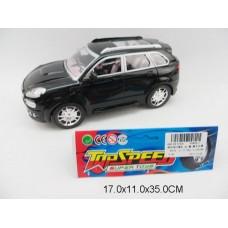 Машина  инерционная  3цвета P8804-1 пакет 17*11*35см /60шт//30шт/ [557254]